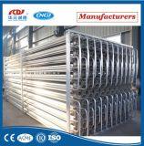 Vaporizador ambiente gas-aire líquido de LNG/Lco2/LC2h4/LPG