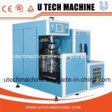 Halb automatischer Strech Flaschen-Schlag-formenmaschine