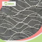 Heavy Cord 100 tecido de malha de nylon para o vestido de casamento laço