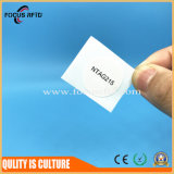 13.56Мгц компании NXP MIFARE 1K /Ntag215/Ultralight C RFID наклейку с логотипом печати