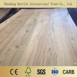 Lleno de grado AAA Gurjan Strightline /No coincide el contrachapado de madera de teca de la India