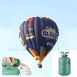 Bewegliches Wegwerfbecken-Helium-Gas
