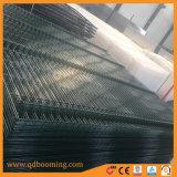1800*2400 forma de V recubierto de PVC valla de seguridad
