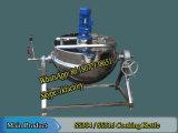 鍋Ss304のJacketed調理のやかんSs316の炊事道具を調理するやかんを調理する500L