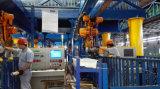 Grua elétrica protegida sobrecarga de 10 toneladas com a corrente Fec80