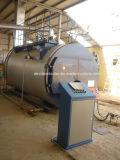 Caldera de vapor del gas de combustible/del petróleo diesel/pesado 105bhp