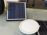 tragaluz solar 15W con el sensor de radar para la iluminación de la sala de estar con el adaptador de la potencia para la iluminación del día y de la noche