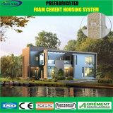 Moderner Entwurfs-Qualitäts-vorfabriziertes Haus für Anpassung und Büro