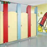 Partition favorable à l'environnement de toilette de toilettes de jardin d'enfants de Jialifu