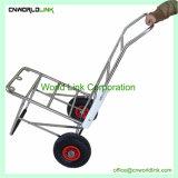 A pesca de aço inoxidável Carrinho Multifunção carrinhos de cadeira de ângulo