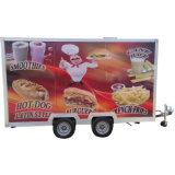 Прицеп для скутера мобильных продуктов пищевые автоматы цена прицепа