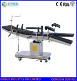 Ce/ISO Approved Surgical Equipment Radiolucent Electric Operation Room Counts