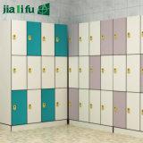 Jialifuの現代固体フェノールのパネルの学校のロッカー