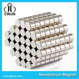 De super Sterke N52 Magneet van de Cilinder van het Neodymium