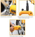 電気1-10tonsは手の手動車輪のスパナーを持つジャックを切る