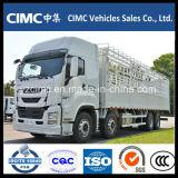 China Nuevo Isuzu Giga Vc61 8x4 Furgoneta Camión de carga de 460 CV Euro5