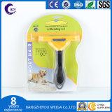 Rifornimenti elettrici dell'animale domestico della fabbrica dei prodotti dell'animale domestico del pettine di rimozione dei capelli dell'animale domestico dei prodotti dell'animale domestico