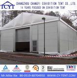 Шатер хранения пакгауза случая крыши водоустойчивый алюминиевый промышленный