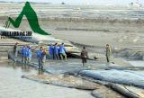 Dewatering Goebag /Sandfilling Geobag for Marine Cofferdam