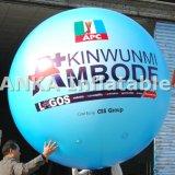 2016 حارّ عمليّة بيع إنارة منطاد كرة قابل للنفخ يعلن