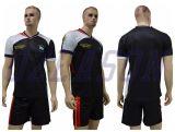 Subliamtionの印刷を用いる顧客用&Soccerのユニフォームのためのサッカーのスポーツ・ウェア
