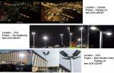Chaussée/ extérieur Bonne qualité avec le haut LED Lumensfor Projets avec les certificats des lumières de rue