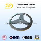 China OEM Grey Pig Iron Flywheel by Sand Casting