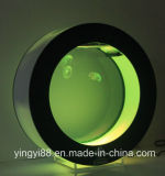 Tanque de peixe acrílico personalizado com iluminação LED