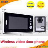 7 Inch LCD-drahtloses videotür-Telefon