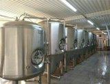 Ферментер охлаженный пивом нержавеющий конический