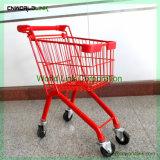 Qualitätssicherungs-Einkaufen-Hand-LKW-Kind-Laufkatze