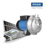 Guter Preis Gleichstrom-Oberflächensolarwasser-Pumpe mit bestem Controller der QualitätsMPPT