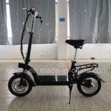 Popular durante Design 36V300W Folded E Bike Electric Scooter