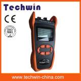 Techwin Pon Optikenergien-Messinstrument für das Construciton und Pflege der Pon Projekte Tw3212e