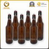 普及した500ml振動上のHomebrew (724)のためのガラスビール瓶