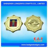 고대 중국에서 금에 의하여 도금되는 금속 도전 동전
