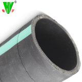 Flexible hydraulique de 3 pouces de gros tuyau ondulé flexible d'aspiration en caoutchouc souple