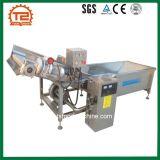 De automatische Wasmachine van de Groenten van de Vruchten van de Wasmachine van het Ozon van de Bel Commerciële