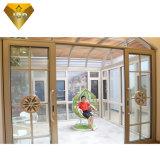 ISO 9001 프로젝트를 위한 알루미늄 유리 미닫이 문