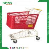 180L Plastic het Winkelen van de supermarkt Karretje