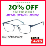 Frames óticos de venda quentes do metal colorido