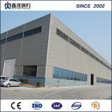 China prefabriceerde Bouw van de Structuur van het Staal van de Fabriek van de Bouw de Lichte