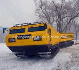 La seguridad disturbios vehículo todo terreno con bola de desplazamiento.