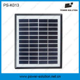 4W набор шариков панели солнечных батарей 3PCS 1W SMD СИД солнечный с функцией заряжателя телефона
