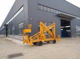 4-16m 200kg China Banheira de venda nova concepção da articulação de elevação da barra móvel Hidráulico com preço de fábrica