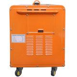 Petit groupe électrogène diesel refroidi par air insonorisé de cylindre simple silencieux (CE&ISO9001)