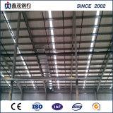 China fabrizierte Aufbau-Fabrik-Licht-Stahlkonstruktion-Gebäude vor