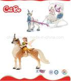 Animal figure de haute qualité de jouets en plastique (CB-pm022-M)