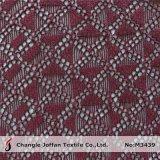 Laço do algodão da tela do vestuário para a venda (M3439)
