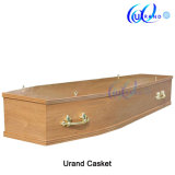 Wholesale Full Couch Wooden Satin Interior Whetstone sheath and Casket